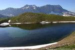 Le lac du Lauzon